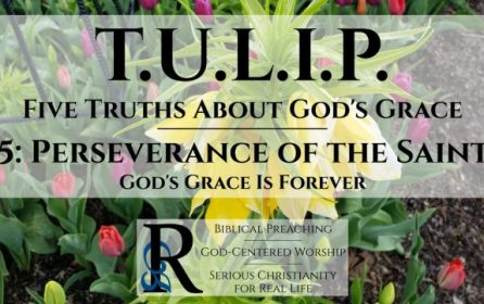 Perseverance of the Saints: God's Grace Is Forever