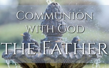 Communion With God the Father