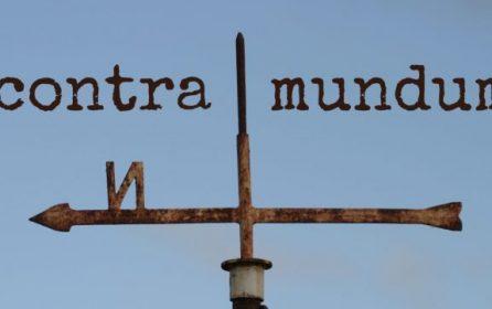 Athanasius Contra Mundum (Against the World)