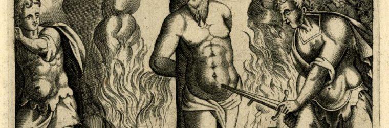 The Martyrdom of Polycarp